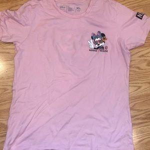 Pink Neff disney shirt